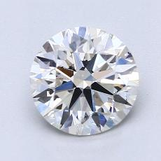 Recommended Stone #3: 1,52-Carat Round Cut Diamond