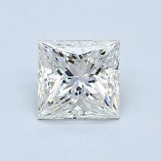 1.01-Carat Princess Diamond Very Good I VS2