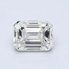 0.90 Carat 绿宝石 Diamond 非常好 H VS1