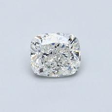 0.50 Carat 墊形 Diamond 非常好 F VS1