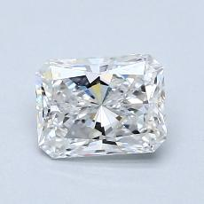 1.00 Carat 雷地恩明亮式 Diamond 非常好 D VVS1