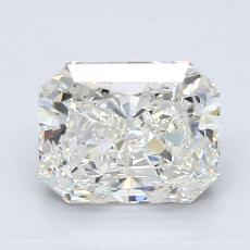 Recommended Stone #3: 1.55-Carat Radiant Cut Diamond