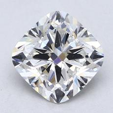 Recommended Stone #2: 2,01-Carat Cushion Cut Diamond