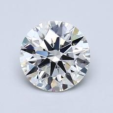 Recommended Stone #3: 1.23-Carat Round Cut Diamond