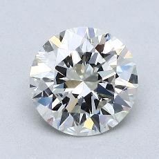 1.20 Carat 圆形 Diamond 理想 I VS1