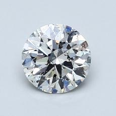 Recommended Stone #4: 1.02-Carat Round Cut