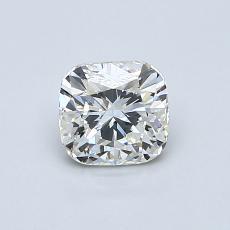 オススメの石No.1:0.81カラットのクッションカットダイヤモンド