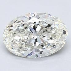 Recommended Stone #2: 2.40-Carat Oval Cut Diamond