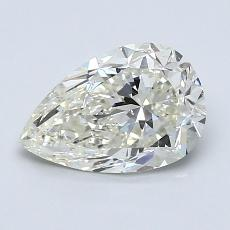 Recommended Stone #1: 1.30-Carat Pear Shaped