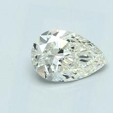 Recommended Stone #3: 1,01-Carat Pear Shaped