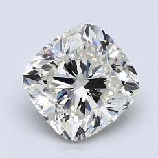 1.55 Carat 墊形 Diamond 非常好 I VS1