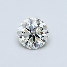 Recommended Stone #3: 0.56-Carat Round Cut Diamond