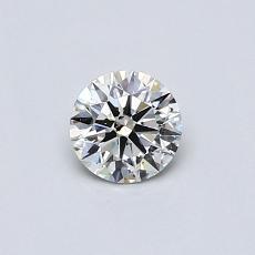 推荐宝石 4:0.35克拉圆形切割钻石