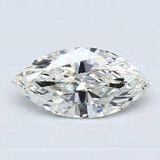 Recommended Stone #1: 0.53-Carat Marquise Cut Diamond
