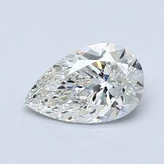 Recommended Stone #1: 0.80-Carat Pear Cut Diamond
