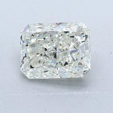 Recommended Stone #4: 1.51-Carat Radiant Cut Diamond