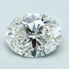 Recommended Stone #4: 2.01-Carat Oval Cut Diamond