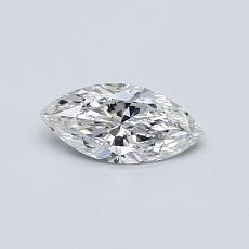 0.30-Carat Marquise Diamond Very Good E VS2