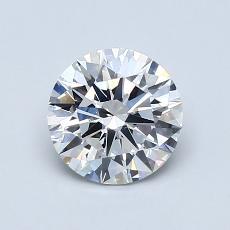 1.01 Carat 圓形 Diamond 理想 G VS2