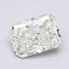 Recommended Stone #3: 1,34-Carat Radiant Cut Diamond