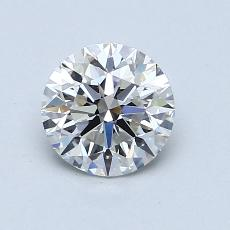 Recommended Stone #1: 0.90-Carat Round Cut