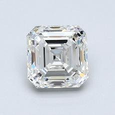 推荐宝石 1:1.01 克拉阿斯彻形钻石