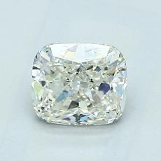 Recommended Stone #2: 1.10-Carat Cushion Cut Diamond