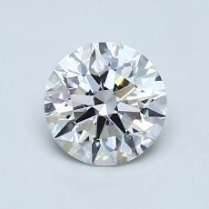 Recommended Stone #1: 0,91-Carat Round Cut Diamond