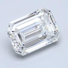 Recommended Stone #3: 3.60-Carat Emerald Cut Diamond