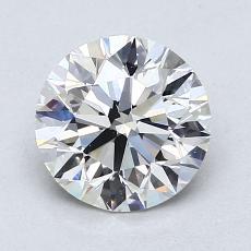 1,50 Carat Rond Diamond Idéale G VS1