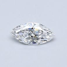 Recommended Stone #1: 0.40-Carat Marquise Cut Diamond