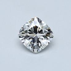 Recommended Stone #1: 0.55-Carat Cushion Cut Diamond