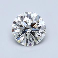 Recommended Stone #4: 1,01-Carat Round Cut Diamond