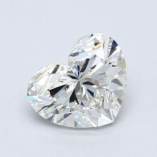 Recommended Stone #4: 0.96-Carat Heart Shaped