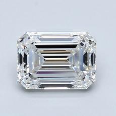 1.50 Carat 绿宝石 Diamond 非常好 G VS1