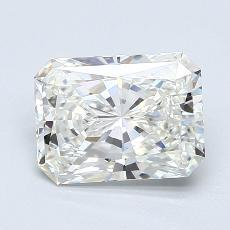 2.00-Carat Radiant Diamond Very Good H VVS2