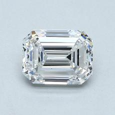 Recommended Stone #3: 1.01-Carat Emerald Cut