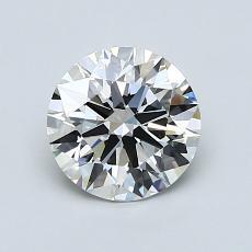 1.09 Carat 圓形 Diamond 理想 I VVS2