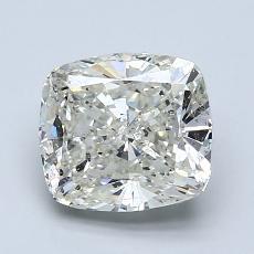 Pierre recommandée n°3: Diamant Taille coussin de 2,00carat