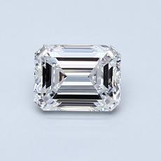 推荐宝石 2:0.77 克拉祖母绿切割钻石