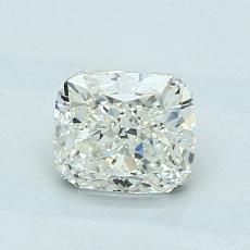 1.02-Carat Cushion Diamond Very Good K VVS2