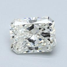 Recommended Stone #3: 1.30-Carat Radiant Cut Diamond