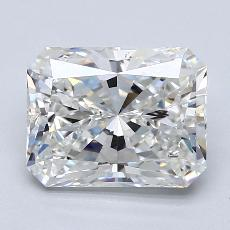 Recommended Stone #3: 3.10-Carat Radiant Cut Diamond