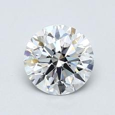 Recommended Stone #4: 0.93-Carat Round Cut Diamond