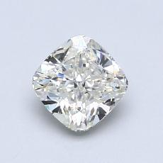 Recommended Stone #1: 0.93-Carat Cushion Cut