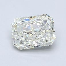 Recommended Stone #3: 1.20-Carat Radiant Cut Diamond