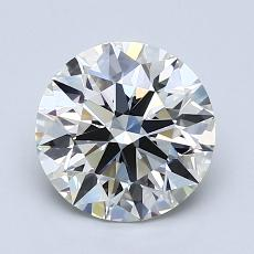 Recommended Stone #3: 1.72-Carat Round Cut Diamond