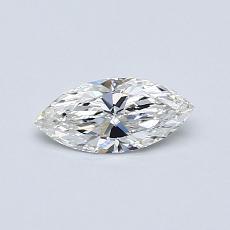 0.31-Carat Marquise Diamond Very Good F VS1