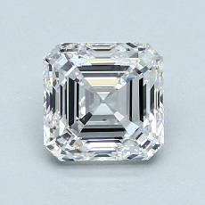 Recommended Stone #1: 1.32-Carat Asscher Cut Diamond