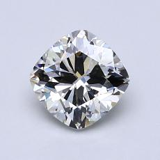 Recommended Stone #3: 1.08-Carat Cushion Cut Diamond
